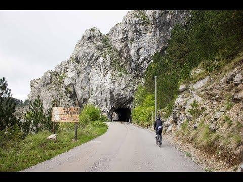 Bikepacking trip Montenegro/BiH 05.17
