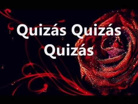 ♥ Quizás Quizás Quizás ♥ Performed by Angelo Di Guardo & Sandy Troina (Lyrics Video)