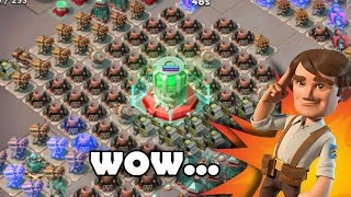SO MANY MORTARS! Fang Too Strong | Boom Beach