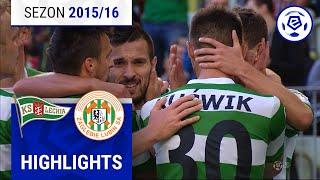Download Video Lechia Gdańsk - Zagłębie Lubin 3:1 [skrót] sezon 2015/16 kolejka 10 MP3 3GP MP4