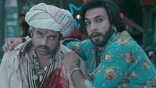 Ranveer cant watch his brother die | Goliyon Ki Rasleela Ram-leela
