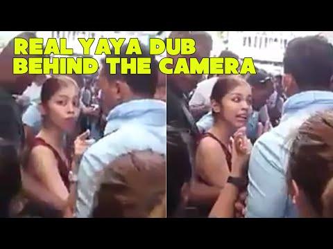 Real Yaya Dub Behind the Camera