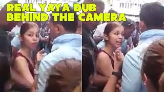 Real Yaya Dub Behind the Camera