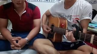 LK Chuyện Giàn Thiên Lý Chuyện Hoa Sim Guitar Bolero Cover