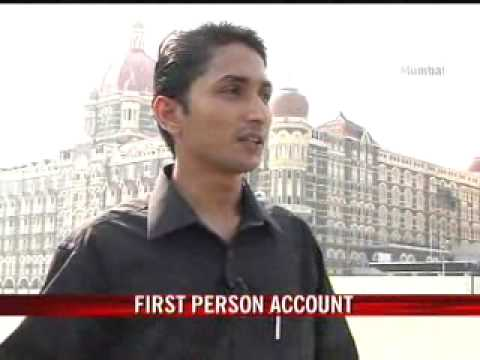 A Taj staffer who rescued 30