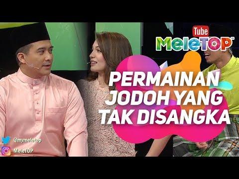 Permainan jodoh yang tidak disangka antara Dato' Aaron Aziz & Amyra Rosli I Jodoh Hak Milik Allah