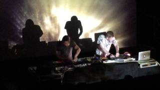 Kiasmos - Burnt - NYC - 05.27.15