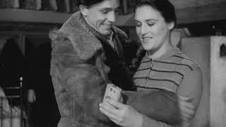 Отрывок из фильма «Чужая родня», 1955 год