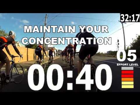 50 Minute Indoor Trainer Workout