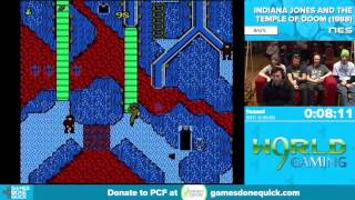 Indiana Jones and the Temple of Doom by feasel in 14:15 - Awesome Games Done Quick 2016 - Part 95