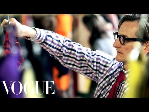 Vintage Shopping for Couture Dresses - Vintage Bowles - Vogue