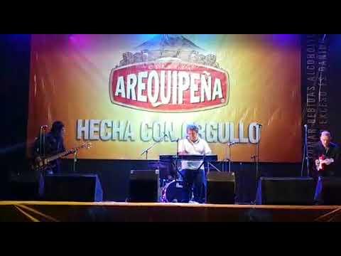 Anonimos - Arequipa (live)