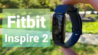 NEW FITBIT INSPIRE 2 (Features, Interface Tour, and Accuracy Tested!)