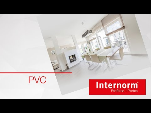 menuiseries performantes fen tre pvc et pvc alu kf 410 d 39 internorm youtube. Black Bedroom Furniture Sets. Home Design Ideas
