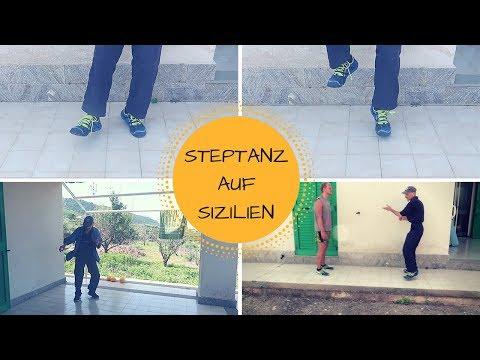 Kleine STEPTANZanleitung mit Aintjos Klatu