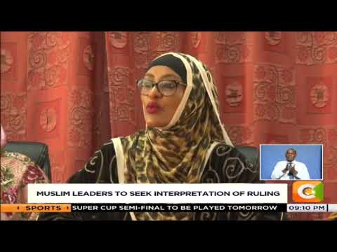 Uproar from Muslim leaders over Supreme Court hijab ruling