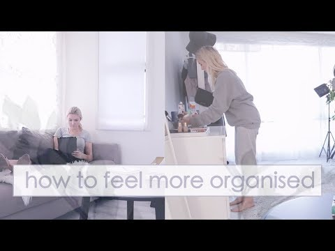 15 Ways to Organise Your Life