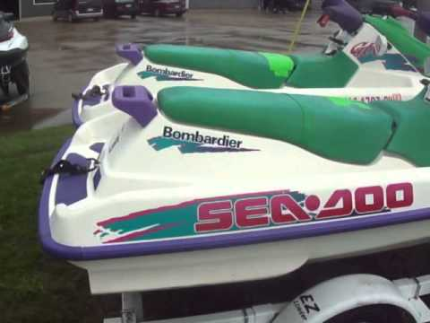 Cheap Used Jet Skis For Sale >> Used Sea Doo Jet Skis Pwc Watercraft For Sale Lansing Michigan Youtube