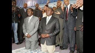 DP William Ruto was the one behind the coalition government in 2007 - Raila Odinga