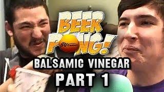Balsamic Vinegar Beer Pong Part 1 W/ Nova & Immortal (stream Highlights)