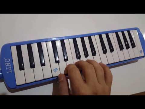 6.Sınıf Müzik Çalışma Kitabı Çok Çalışkan Olmakıyız Melodika Notaları