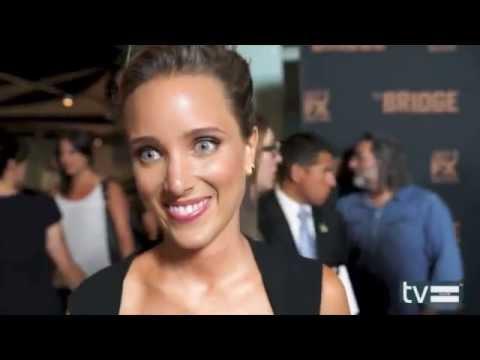 Jenny Pellicer Interview - The Bridge (FX) Season 2