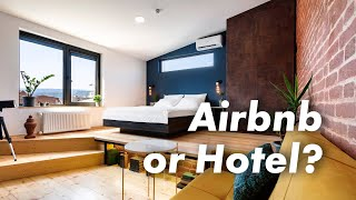 Gambar cover What It's Like to Stay in an Airbnb Hotel
