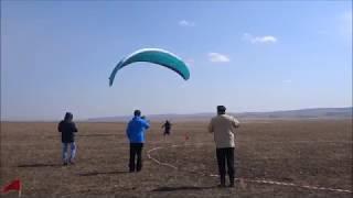 Параплан полет на точность Чемпионат Иркутской области 2018