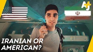 Between Iranian And American [Becoming Iranian-American, Pt. 3] | AJ+