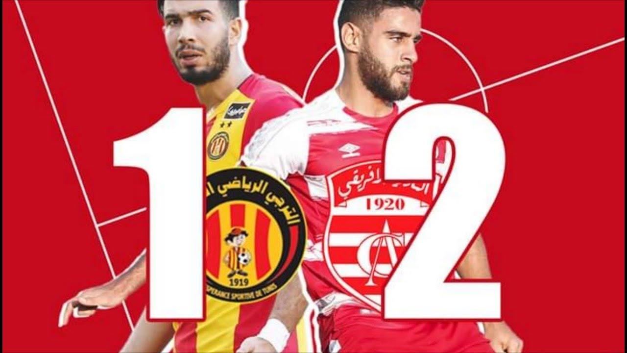 club africain vs esperance sportive de tunis 2