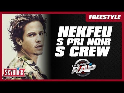 Nekfeu, S crew, S.Pri Noir, Jazzy Bazz & Co en freestyle #PlanèteRap