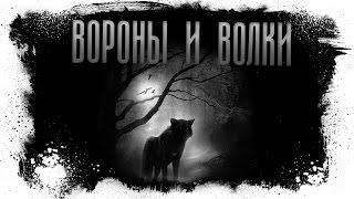 Волки да вороны. Мистическая история.