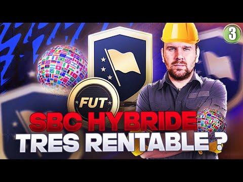FIFA 22 - LE SBC HYBRIDE PAYS EST BEAUCOUP TROP RENTABLE ! (Je vous aide à le faire) - EPISODE 3