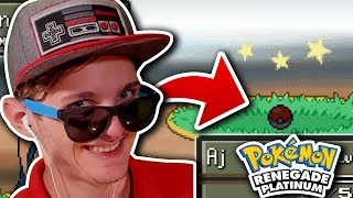 THE HORNIEST POKEMON.   Pokémon RENEGADE Platinum Let's Play! #5