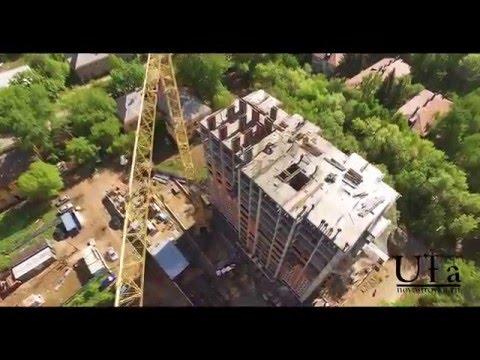 """Жилой комплекс """"Первомайский"""" ,  20 мая 2016 г. , г. Уфа."""