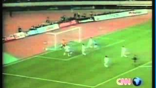 Japan 0 China 2 Dynasty Cup 1998