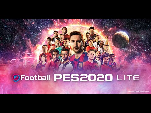 [eFootball PES 2020 LITE] [PS4 PRO] [Первый запуск]