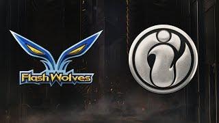 MSI 2019: Fase de Grupos - Dia 3 | Flash Wolves x Invictus Gaming (12/05/2019)
