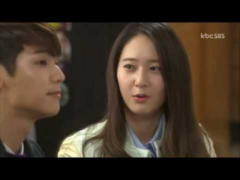 [The Heirs] Chanyoung & Bona Kiss Scene EP.20 END