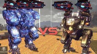 FURY vs BULWARK | Which Heavy Robot Is Better? | War Robots