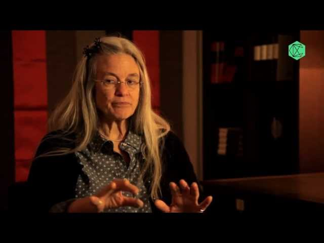 Sharon Olds on transforming life into art