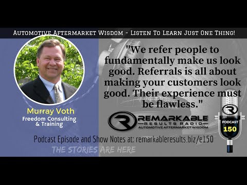 RR 150: ON-POINT with Murray Voth