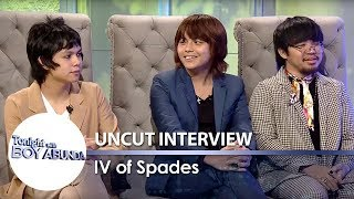 TWBA Uncut Interview: IV of Spades