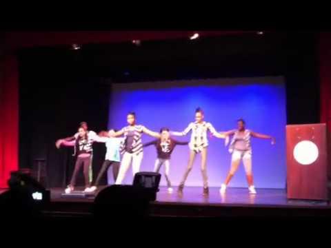 Teachers Memorial Middle School Diversity Club Dance Team a