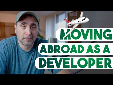 Preparing To Move Abroad As A Developer