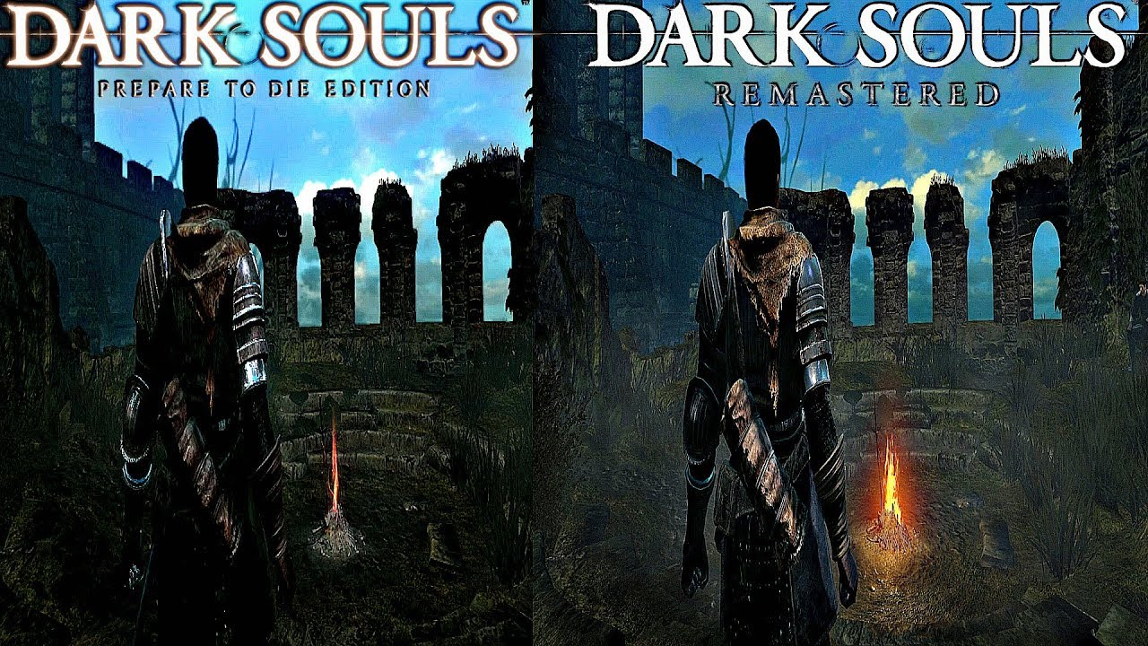 Dark Souls Remastered   PS4 vs PS3 Comparison   YouTube Dark Souls Remastered   PS4 vs PS3 Comparison