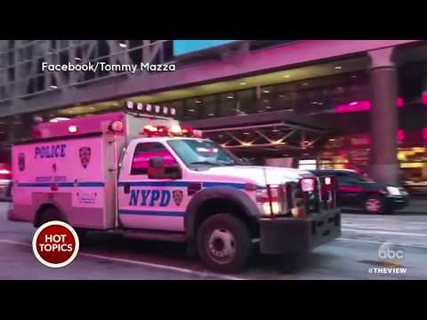 Terror Attack In NYC | The View