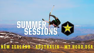 Rockstar Summer Sessions | Pre-Season Ski