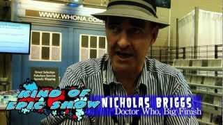 Nicholas Briggs: EXTERMINATE!!!