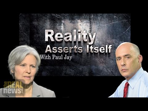 Why Build the Green Party? - Jill Stein on RAI (1/3)